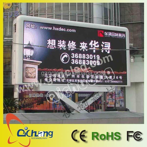 P10/P12 transparent glass led display for advertising whindow shop
