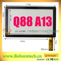 7 inch replacement screen for android tablet