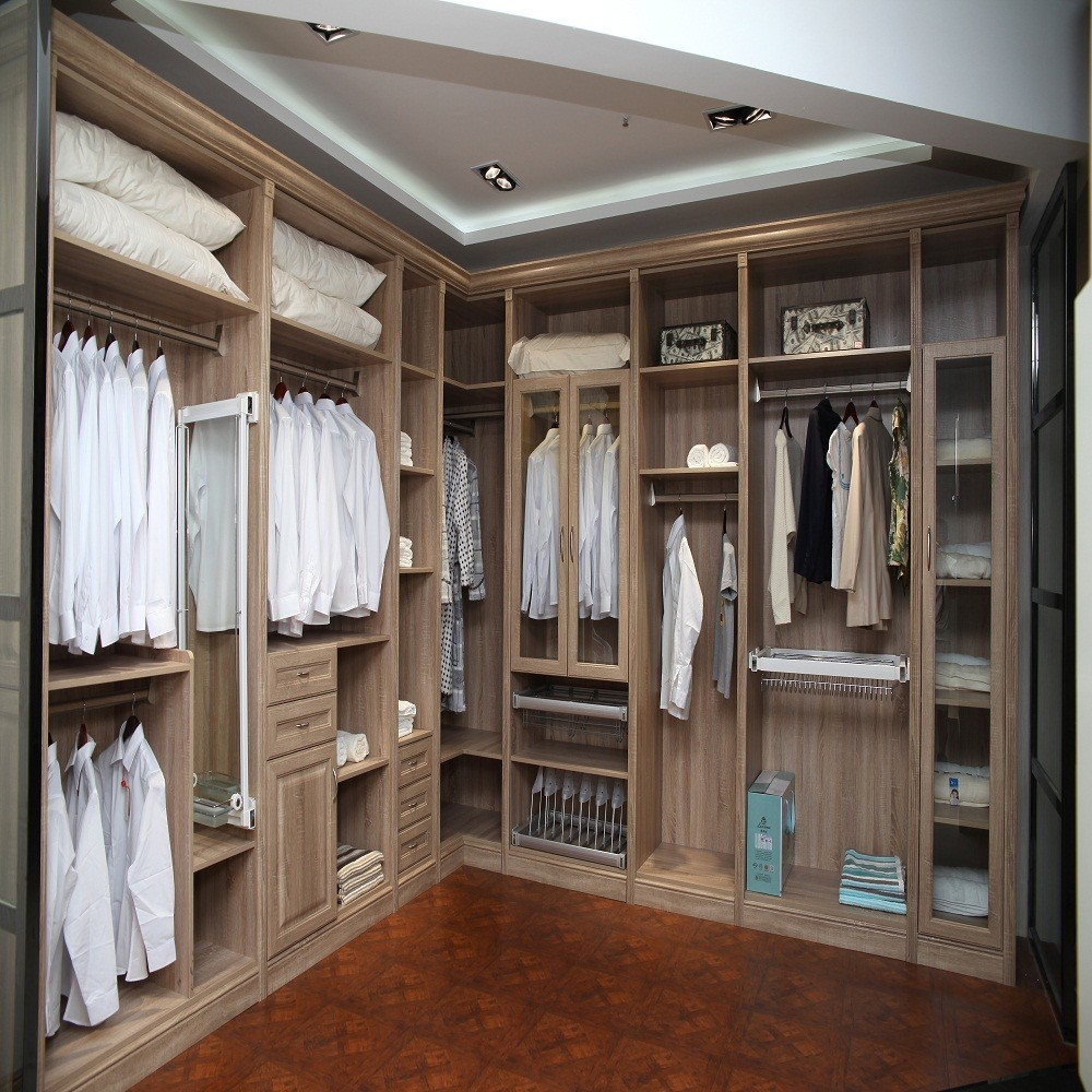 Xinbiyuan good price and high quality wooden wardrobe