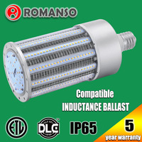 Energy saving IP64 replacement 400w hps 100w e40 post top led lamp