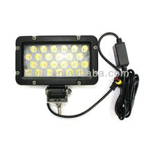 "2015 New Design products Flood/spot beam 24W 7.5"" 3000LM led vehicle lights led car work light suv 4x4 boat tractor accessories"
