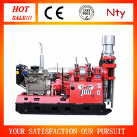 Mineral core drilling equipment rig, water drilling rigs equipment 1000 meter deep MT-44A
