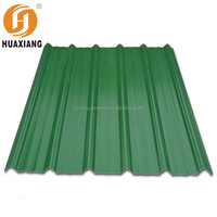 New Design High Quality PVC Plastic Color Steel Roof Tiles