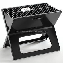 Small Saving Space Foldable Household BBQ Grill