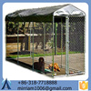 anti-rust hot sale chain link dog run kennels / dog cages