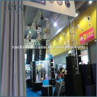 indoors truss for speaker, line arry