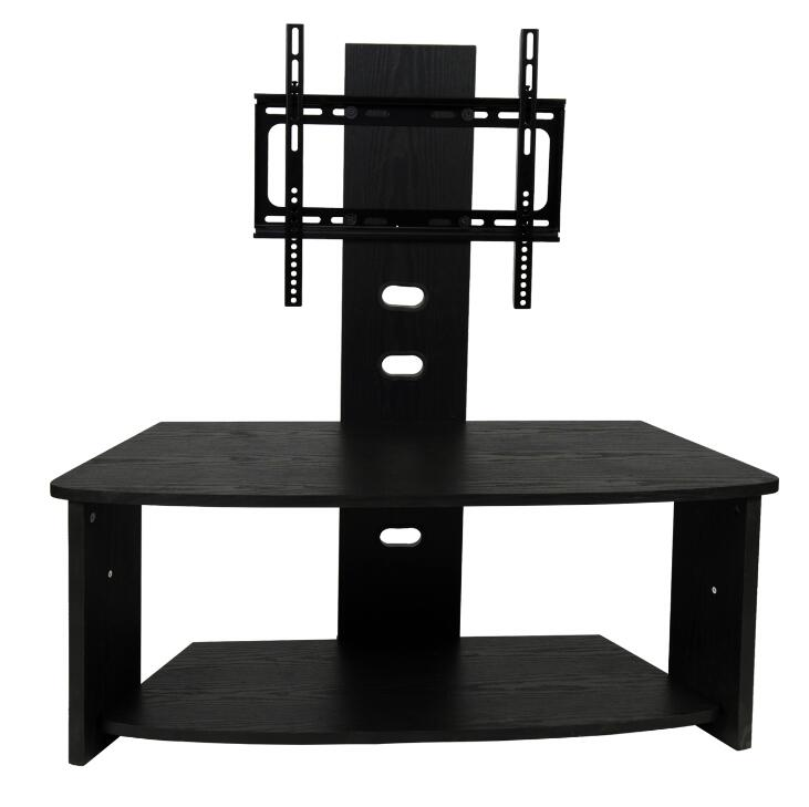 black mdf led tv stand corner tv stand living room lcd tv stand wooden furniture