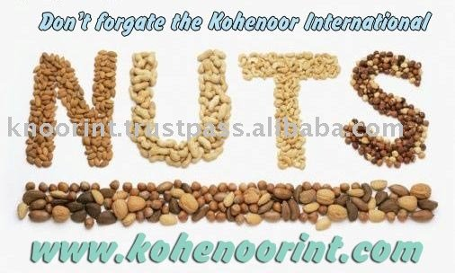 DRY FRUIT & NUTS Exporter Kohinoor International