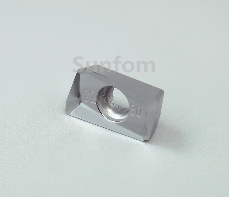 CNC cutting <strong>tip</strong> APKT1135 G2 for aluminum material milling
