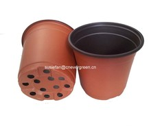 19cm Plastic flower pot thermoforming pot