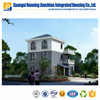 2016 Economic villa modular house prefab home prefabricated house luxury container house