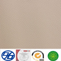 Car/bus seat PVC leather fabric