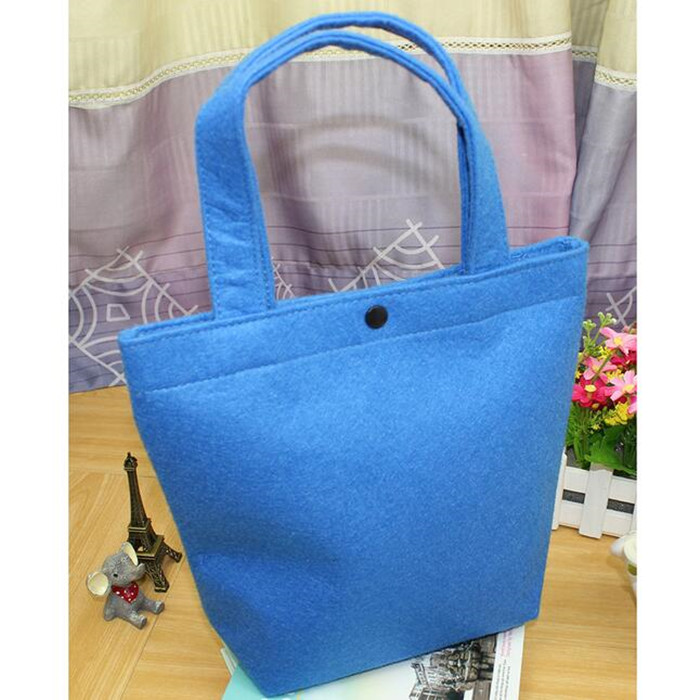 eco-friendly nonwoven fabric shoulder bag lunch tote bag
