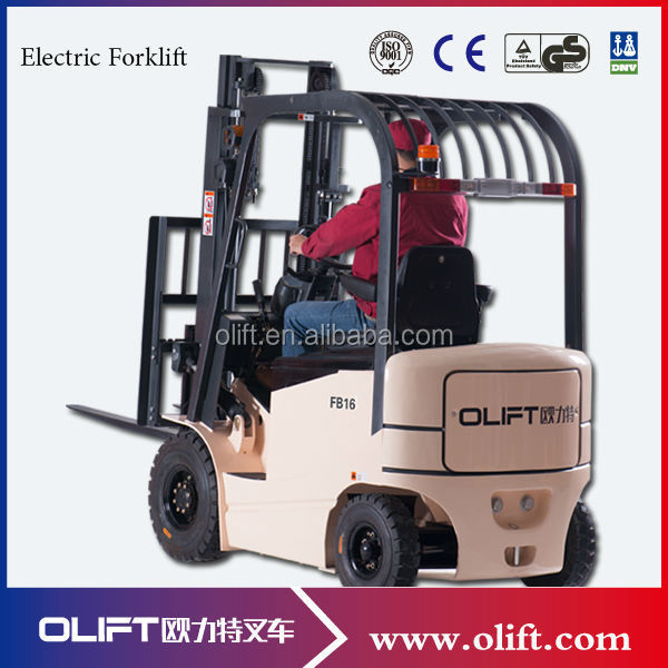 Olift 2.5ton Cold storage warehouse electric forklift