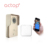 ACTOP wifi-602 gold wifi video door bell intercom system aluminum alloy shell support IOS & Android smart Phone