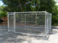 large steel dog runs strong stainless steel outdoor dog cage