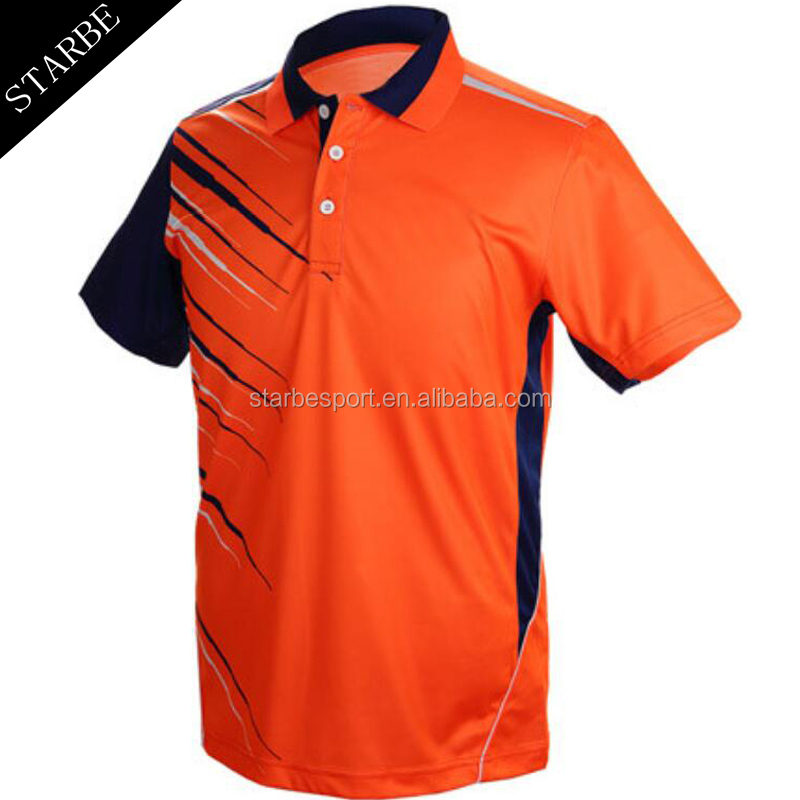Custom printing long sleeve fishing polo shirts with logo and name