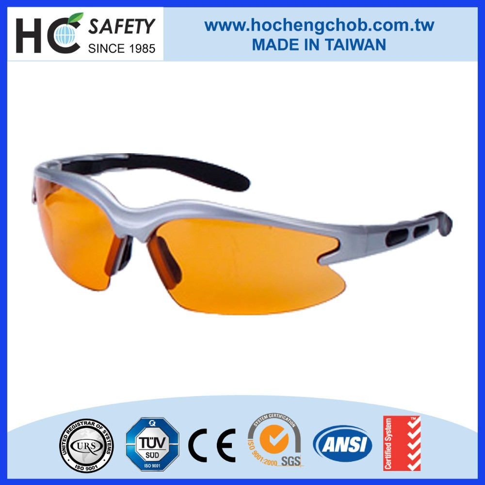custom logo printed lenses glow in the dark advertising sunglasses of eyewear