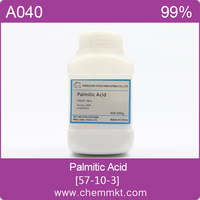 Palmitic acid 57-10-3