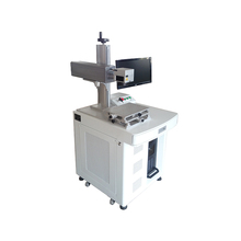 Wood Acrylic Leather CO2 Laser Marking Machine For Sale