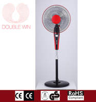 16inch national electric stand fan wholesale with remote control