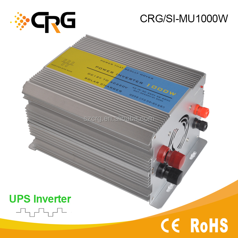 Frequency Pure Sine Wave Inverter 1500W UPS Power Inverter Solar Power Supply Inverter