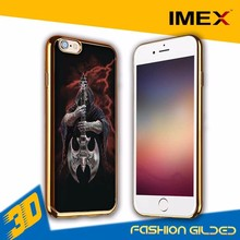 PET lenticular 3d printing phone back cover case for Huawei P10 3d stereo phone TPU Case