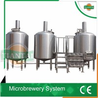 small brewery beer making equipment