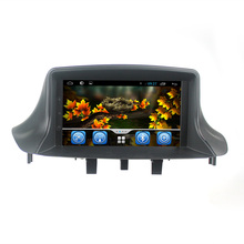 Quad core pure android 4.4 Renault megane III/Fluence car radio gps with DVD Bluetooth Radio TV GPS 3G WIfi android! cheap!