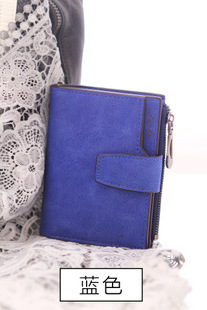 2015 Handy Printed Women Wallet Small Female Purse Floral Carteras Mujer Femininas Pochette Monederos Brand Card Holder