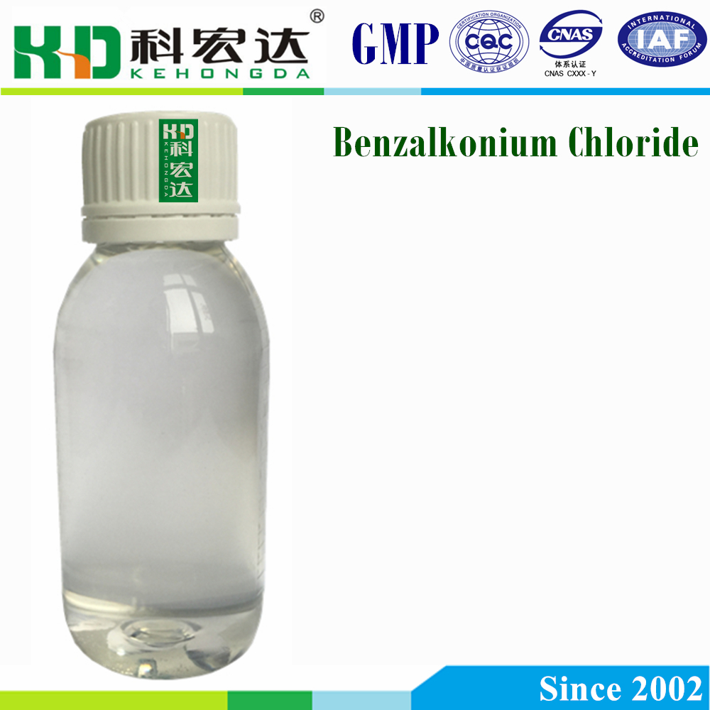 Good quality Dodecyl Dimethyl Benzyl Ammonium Chloride for detergent chemical