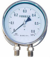 GKEE series differential pressure gauge made in China