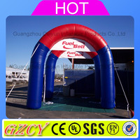 Outdoor Event Inflatable Arch For Sports Wedding Advertising