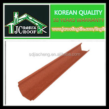 High Quality China Manufacture Stone Coated Metal Steel Roofing Tile