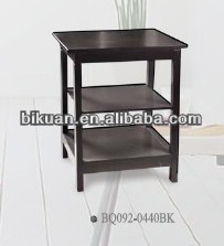 BQ new design black living room furniture