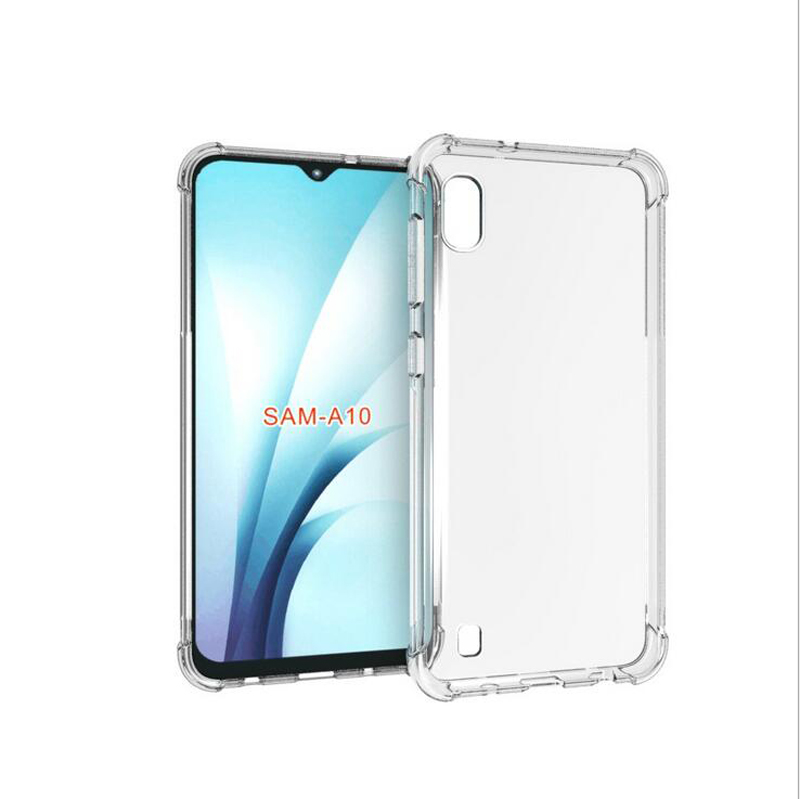 Accessories Transparent TPU Case For Samsung Galaxy <strong>A10</strong>