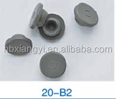 bromominated butyl stopper for injection sterile power 20-B2