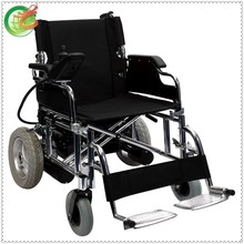 Folding Wheelchair Power Electronic & Manual Wheelchair(CE/ISO/TUV certified)
