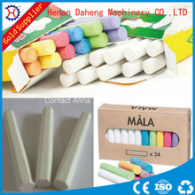 low price good quality chalk stick making machine