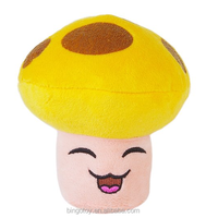 Cute mini stuffed mushroom plush toy