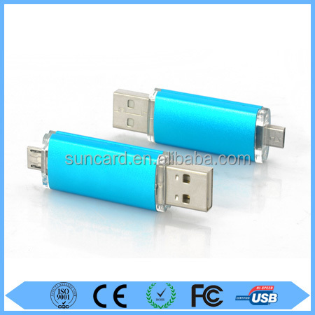 Hot selling android smart phone usb flash drive