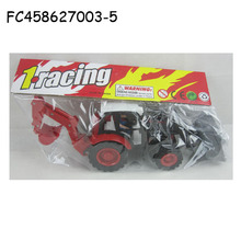 Wholesale plastic <strong>friction</strong> toy farm truck FC458627003-5