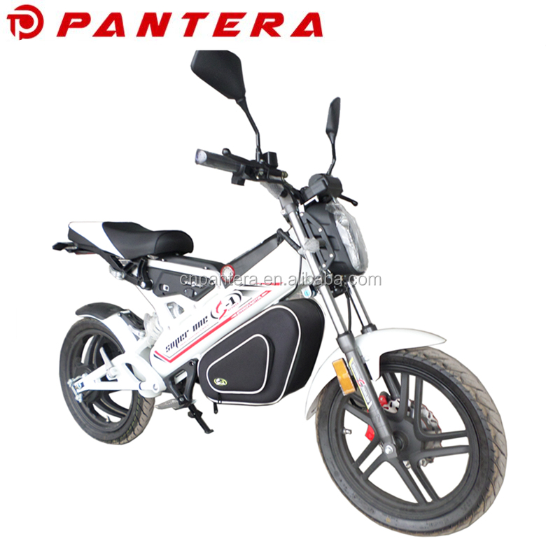 Brand New 1500w Brushless Nice Shaping EEC Electric Motorbike Folding