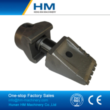BFZ70 Flat Bucket Teeth For Rotary Drilling Bucket