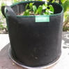 7 Gallon Round Fabric Pots Plant Pouch Grow Bag