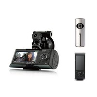Best quality dual lens car dvr mini dash cam 2.7 inch video camera
