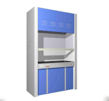 Chemical laboratory fume hood price with PP sink and epoxy resin worktop