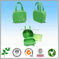 Small Portable Insulated Cooler Picnic Lunch Carry Tote Storage Bag