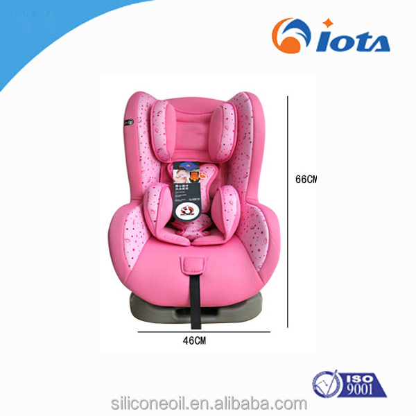 hot sale fashionable comfortable IOTA-EK sitting and lying adjustable baby car seats with 360 anti-collision protection
