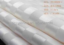 cotton stripe bedding fabric